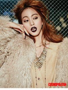 Style Korea: The Art of Korean Fashion • Sung Joon & Han Ye Seul  for Cosmopolitan Korea...