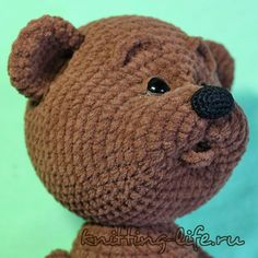 Awesome Amigurumi Crochet Pattern Handicraft Ideas Part Crochet Teddy, Crochet Bunny, Crochet Baby Hats, Crochet Patterns Amigurumi, Baby Blanket Crochet, Amigurumi Doll, Crochet Animals, Crochet Dolls, Crochet Projects