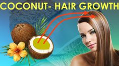Coconut Oil For Hair Growth Before And After /  Coconut Oil for Hair Gro...