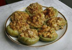 New Orleans Heirloom Recipe - Stuffed Mirlitons