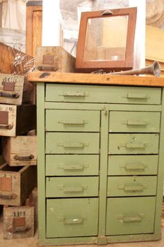 Drawers @ Chartreuse & Co