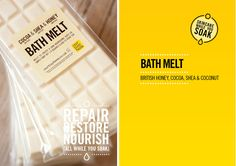 bath melt : Our Tiny Bees – Natural Skin Care
