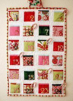 Melanie Bauer Jensen mom could help us sew one. Christmas Makes, Vintage Christmas, Christmas Holidays, Holiday Fun, Scandinavian Christmas, Modern Christmas, Christmas Projects, Christmas Crafts, Christmas Candles