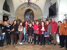 21/03/15 Visita de un grupo de amigos Cordobeses, procedentes del Hotel Andalucía de Lanjarón! :D