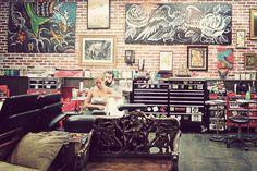 tattoo studio - Google Search