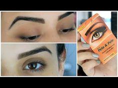Design de Sobrancelhas -Step by Step Design eyebrows) (Legendas: Português e Inglês) - YouTube
