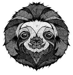 Tribal sloth                                                                                                                                                                                 Más
