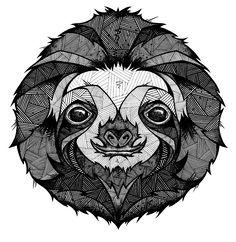 Tribal sloth                                                                                                                                                                                 Más