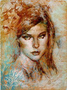 Portrait Drawings by Peruvian Artist SilentJustice