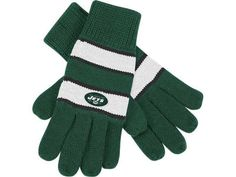New York Jets Women's Stripe Glove