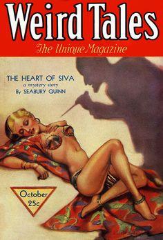 Weird Tales [1932-10] cover