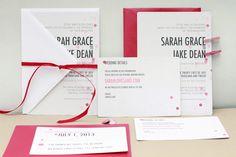 Confetti || Mango Ink #wedding #invitations #mangoink