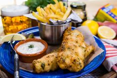 Fish and Chips | Home & Family | Hallmark Channel