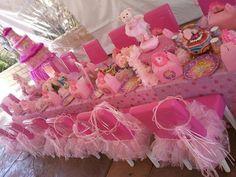 Ballerina Party #ballet #partytable