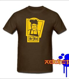 Breaking Bad Walter White T-shirt - Blasted Rat