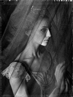 Svetlana Zakharova by Henry Leutwyler