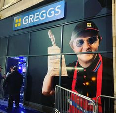 Lewis Capaldi Afterparty, Greggs @ Panoptic Events Greggs, Captain Hat, Events, Activities, Baseball Cards, Sports, Hs Sports, Sport