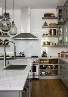Découvrez 11 possibilités en 37 photos inspirantes d'idées pour la cuisine dans le but de revamper le décor de votre cuisine actuelle !