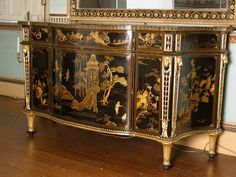 Commode_ThomasChippendale_1773_ChineseLacquerPanelsAndEnglish