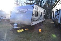2016 New Coleman Coleman CTS17FQ Travel Trailer in New Hampshire NH.Recreational Vehicle, rv, 2016 Coleman ColemanCTS17FQ, 8000 BTU A/C, Decor- Sedona, Lantern LT Pkg, RVIA Seal, Winterization,