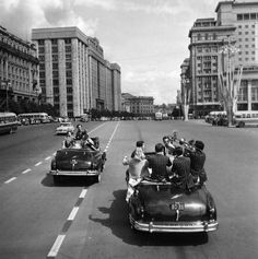 Moscow 1956