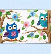 Index - Country Yarns Embroidery Flowers Pattern, Embroidery Patterns Free, Flower Patterns, Owl Rug, Needlepoint Kits, Needlework, Craft Supplies, Cross Stitch, Kids Rugs