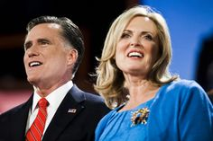 A Letter from Ann Romney : The New Yorker