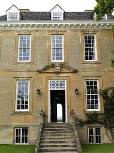 Beautiful Georgian Manor in Oxfordshire. Michaelis Boyd Associates.
