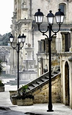 Siracusa ~ Sicily Italy - Houseinmilano let you discover the essence of Italy… Places Around The World, The Places Youll Go, Places To Go, Around The Worlds, Dark Places, Paris Travel, France Travel, Italy Travel, Italy Vacation