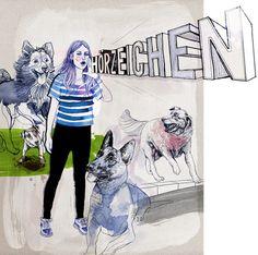 Silke Werzinger - Dogs Magazine