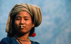 A Limbu Woman
