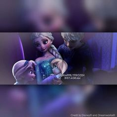 Frozen And Tangled, Disney Frozen Elsa, Jelsa, Cute Disney, Disney Art, Elsa Y Jack Frost, Brown Hair And Hazel Eyes, Elsa Baby, Tangled 2010
