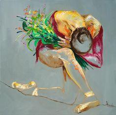 La Hora Del Aplauso - http://redarte.com.ar/2013/09/la-hora-del-aplauso/ #RedArte #Art #Arte #Pintura