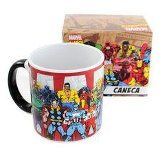 Canecão 500ml Marvel