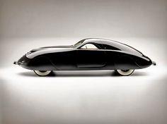 1938 Yılının Şaşırtıcı Derecede Fütüristik Konsept Otomobilleri