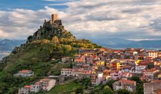 Burgos, Sardinia - 27 places in Italy that don't look real -