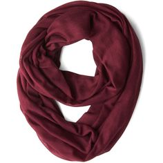 Come Full Circle Scarf in Burgundy (14.020 CLP) ❤ liked on Polyvore featuring accessories, scarves, fillers, accessories - scarves, loop scarf, circle scarves, shawl, round scarves and infinity scarf shawl