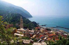 The village of Moneglia