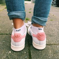 Cute Socks, Ankle Socks, Adidas Stan Smith, Shoe Game, Hand Embroidery, Adidas Sneakers, Hipster, Fashion Outfits, Pretty