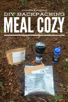 How to Make an Insulated Backpacking Meal Cozy Make a DIY backpacking meal cozy using standard insulated bubble wrap. The post How to Make an Insulated Backpacking Meal Cozy appeared first on Travel. Ultralight Backpacking, Backpacking Food, Camping Meals, Family Camping, Camping Hacks, Camping Guide, Camping Essentials, Camping Supplies, Camping Checklist