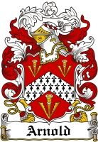 $8.99 Arnold Family Crest / Arnold Coat of Arms - Download Family Crests