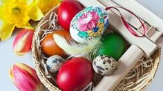 (about) Kresťanské tradície - Veľká Noc Easter Eggs, Spring