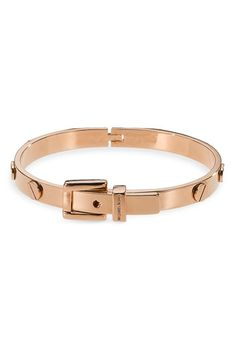 Michael Kors Buckle Bangle available at #Nordstrom