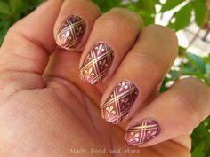 Nails, Food and More: Stamping Fail