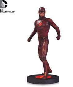 Pre-Order DC Comics Flash TV Series Statue #fanboycollect