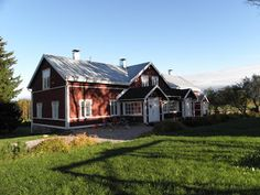 country house in Salo built 1800's