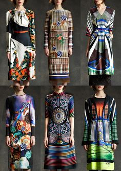 New York Fashion Week – Autumn/Winter 2014/2015 – Print Highlights – Part 3 | Patternbank