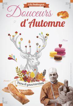 Douceurs d'automne à la Boulangerie et chocolats Sarah - http://www.boulangeriemassaintpierre.fr/douceurs-d-automne-a-la-boulangerie.php