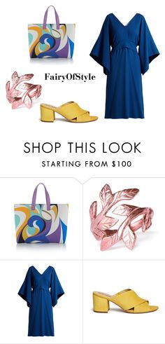"""""""Dreaming about summer"""" by fairyofstyle on Polyvore featuring мода, Emilio Pucci, Chupi, Osman и Sam Edelman"""