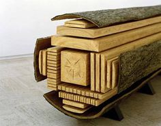 Ever wonder how a giant tree trunk gets turned into usable lumber? This 3D log diagram is pretty cool!